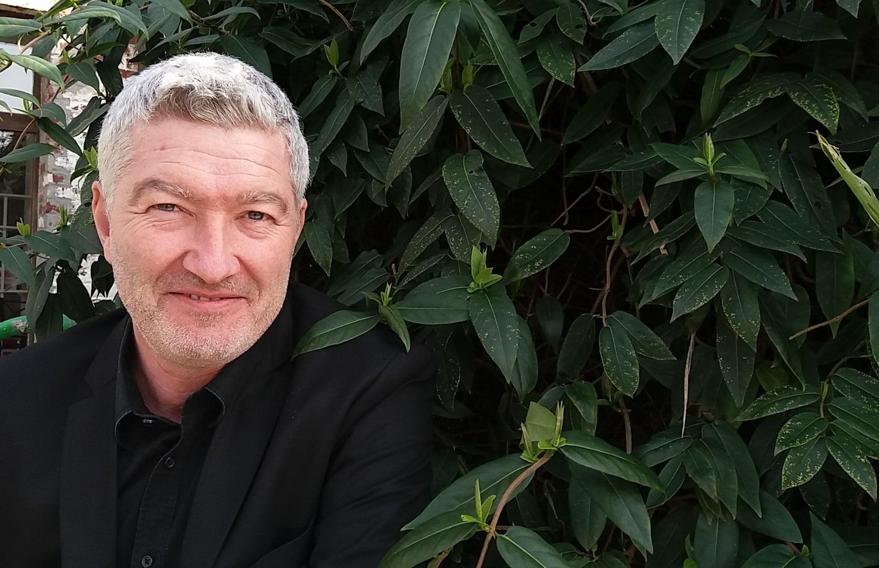 Luc Vermeir zaakvoerder van Groenpalet